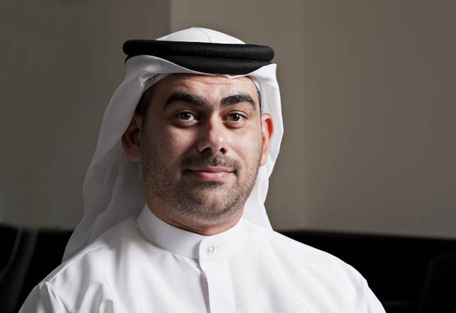 جاسم حسين ثابت، الرئيس التنفيذي الجديد والعضو المنتدب لمؤسسة أبوظبي للطاقة، الصورة أرشيفية