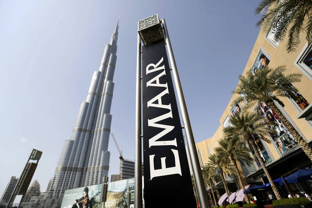 Emaar revealed it has no role regarding the issuance of visas