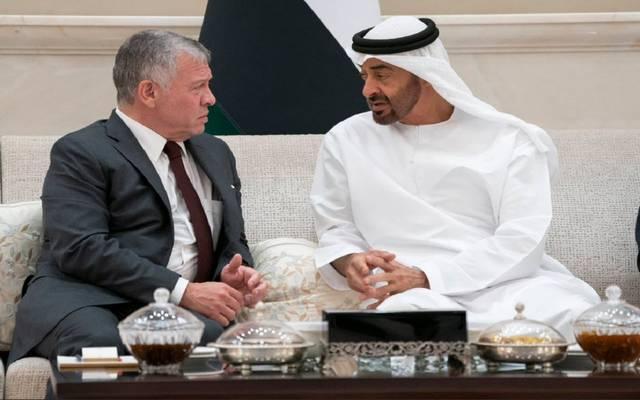 ملك الأردن في زيارة إلى الإمارات
