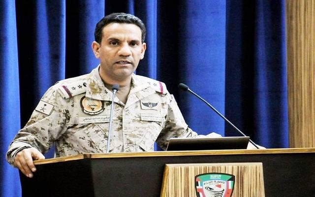 """قوات التحالف تدمر زورقين مفخخين مسيّرين """"عن بعد"""" أطلقتهما المليشيا الحوثية"""