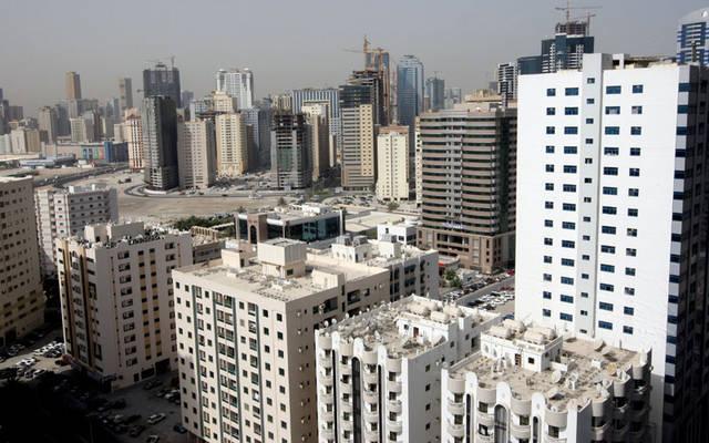 أحد الشوارع الرئيسية بإمارة الشارقة
