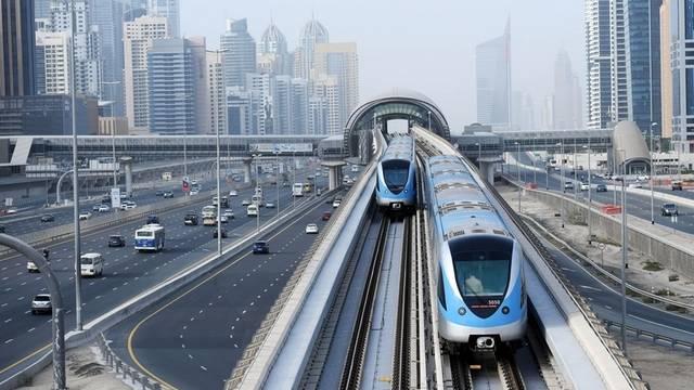 """حكومة دبي: افتتاح """"مسار 2020"""" يرفع أسعار وإيجارات العقارات المجاورة للمحطات"""