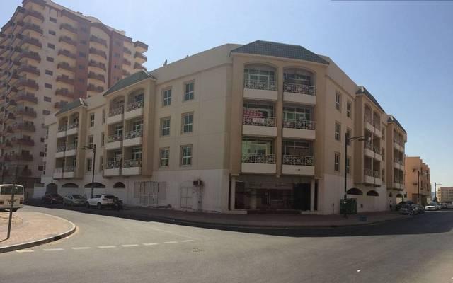 مجمع سكني بمنطقة النهدة 2 بإمارة دبي التابع لشركة عقار للاستثمارات