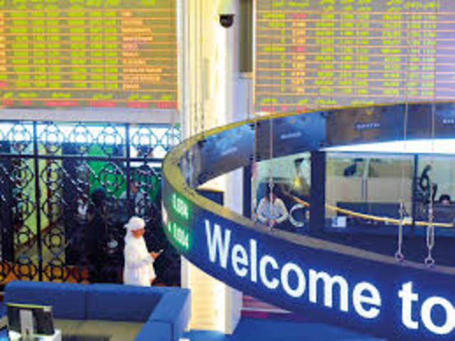 The DFM's general index edged up by 3.39 points