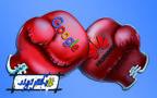شعارات الشركتين هواوي الصينية وجووجل الأمريكية