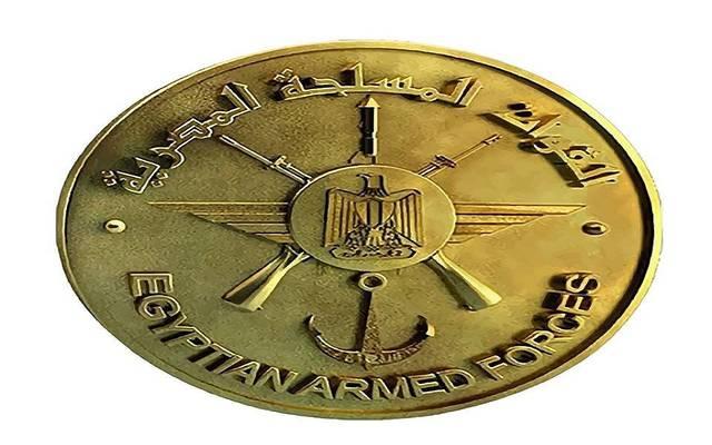 بيان من القوات المسلحة المصرية بشأن دابسي