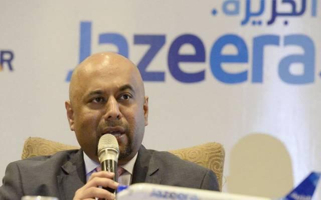 روهيت راماشندران الرئيس التنفيذي في طيران الجزيرة
