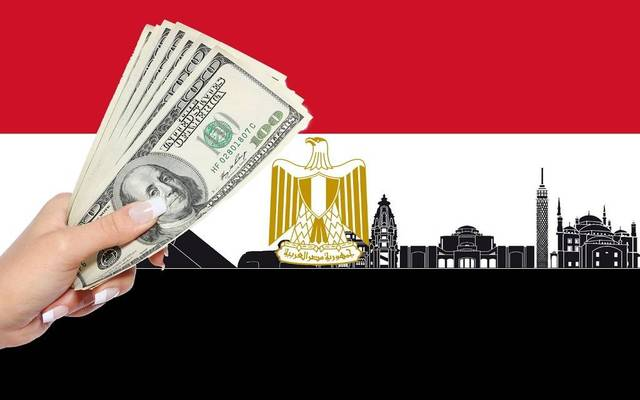 These inflows included remittances from Egyptians living abroad