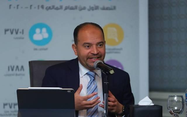 Executive Director of the EBI, Abdul Aziz Noseir