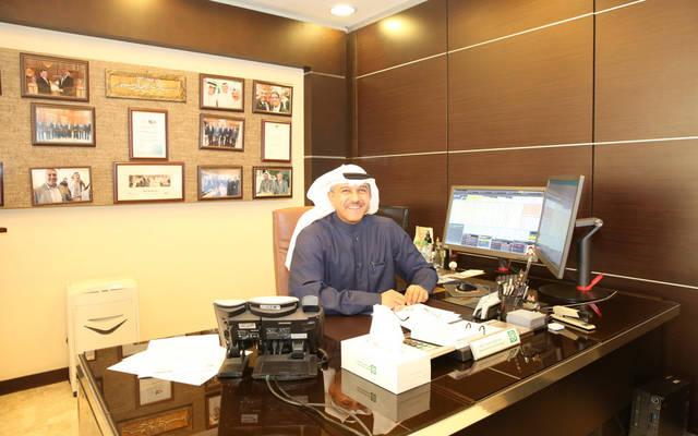 """رئيس الخزانة في بيت التمويل الكويتي """"بيتك""""، عبدالوهاب عيسى الرشود"""