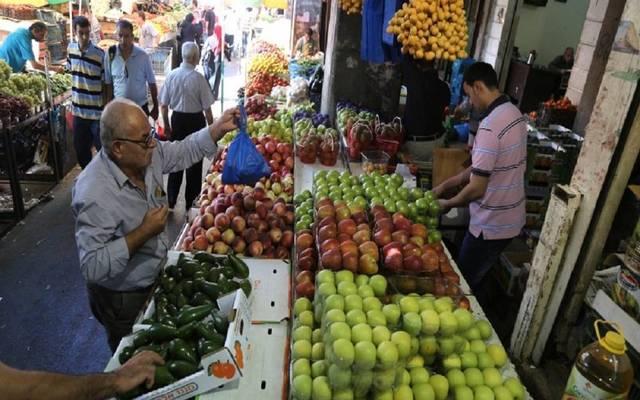 """""""الإحصاء الفلسطيني"""": أسعار الجملة ترتفع 0.06% بالربع الأول"""