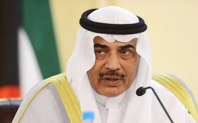 الشيخ صباح خالد الحمد المبارك الصباح ، رئيس مجلس الوزارء الكويتي