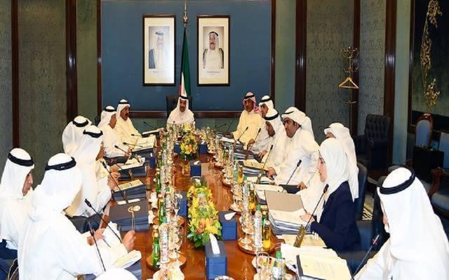 اجتماع لمجلس وزراء الكويت ـ ارشيفية
