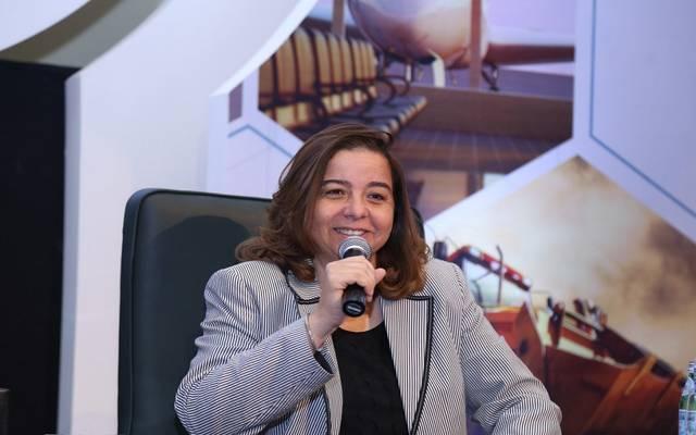 رئيس صندوق الإسكان الاجتماعي ودعم التمويل العقاري مي عبدالحميد