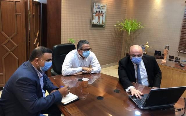 وزير السياحة يبحث مع محافظ بني سويف خطوات عملية لدفع الحركة السياحية للمحافظة