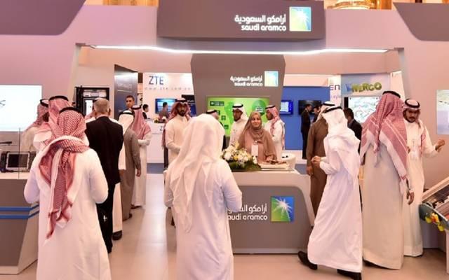 """انطلاق فعاليات منتدى """"اكتفاء"""" لشركة أرامكو السعودية بالدمام"""