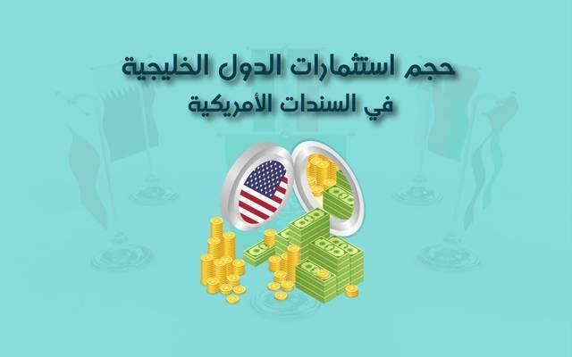 الدول الخليجية تخفض استثماراتها بالسندات الأمريكية بنسبة 1.3%