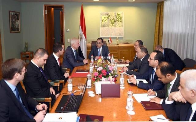 مصر تبحث التعاون مع شركات ألمانية في مجال تدوير القمامة