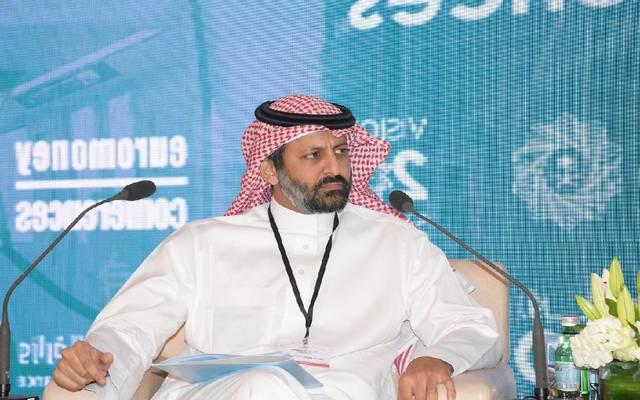 رئيس هيئة سوق المال السعودية محمد القويز- أرشيفية