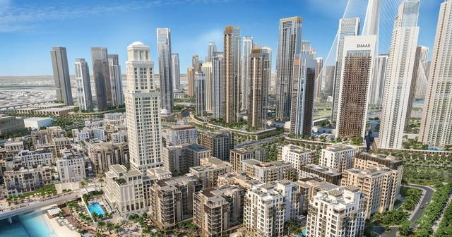 Emaar to commence construction of 'Breeze' within Creek Beach District