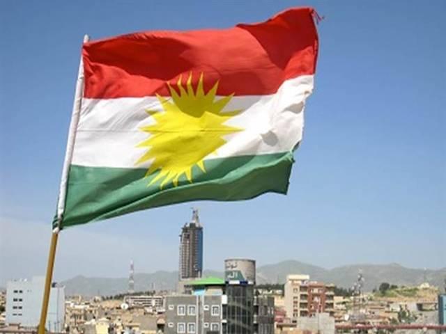 علم إقليم كردستان العراقي  ـ أرشيفية