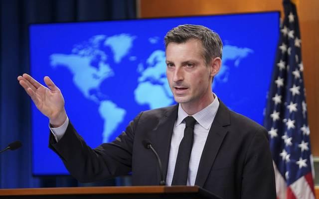 المتحدث باسم الخارجية الأمريكية يدين هجمات الحوثي على السعودية