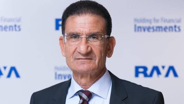 مدحت خليل الرئيس التنفيذي والعضو المنتدب لشركة راية القابضة