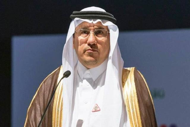 أحمد بن عبدالكريم الخليفي محافظ مؤسسة النقد العربي السعودي