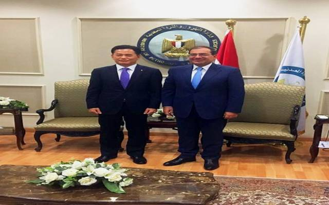 شركة كورية تعتزم الدخول بمزايدات جديدة في قطاع البترول المصري