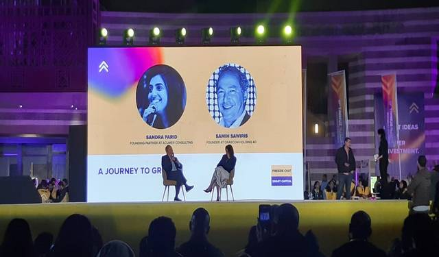 Samih Sawiris gives tips to startups, mentions El Gouna Hub during RiseUp