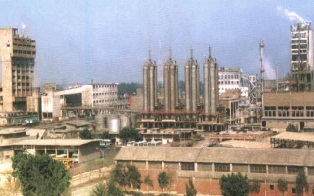 مصنع سماد طلخا