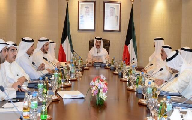 مجلس الوزراء الكويتي أرشيفية