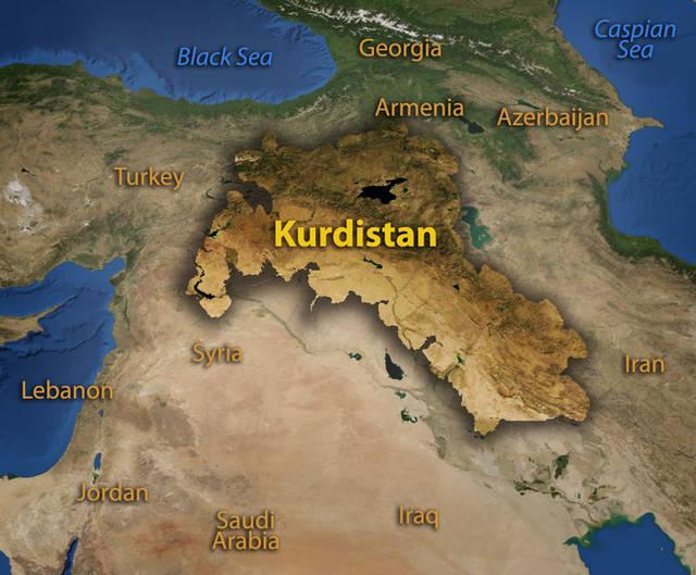 يخشى جيران العراق من إنتقال عدوى الإنفصال إلى سكانهم الأكراد