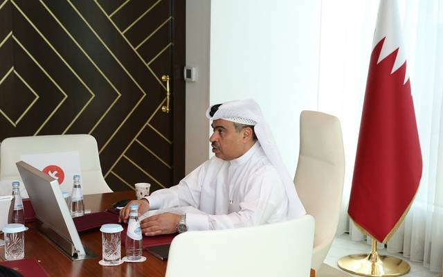 وزير التجارة والصناعة القطري على الكواري