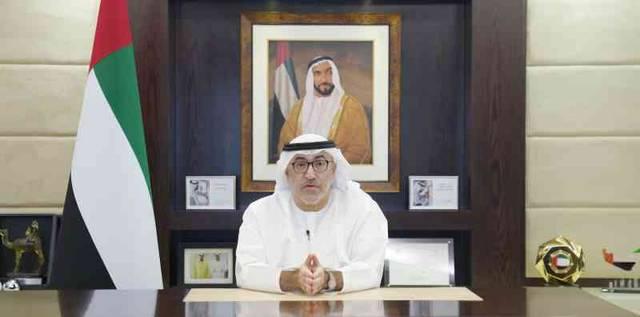 عبدالرحمن بن محمد العويس - وزير الصحة ووقاية المجتمع الإماراتي