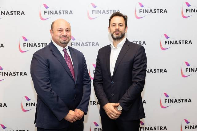 United Arab Bank and Finastra's officials at Finastra Universe Dubai 2019