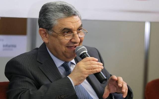 Egypt's electricity and renewable energy minister - Mohamed Shaker