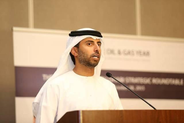 وزير الطاقة والصناعة الإماراتي سهيل المزروعي
