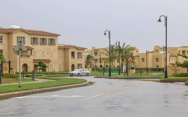 منطقة سكنية بمدينة الملك عبدالله الاقتصادية- أرشيفية