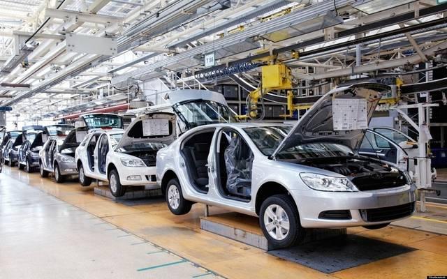مصنع سيارات - أرشيفية