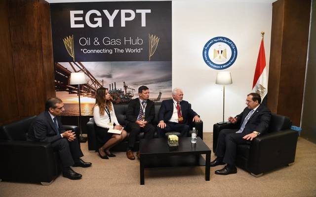 """البترول المصرية تبحث سبل التعاون مع """"وايلد ويل"""" للاستشارات"""