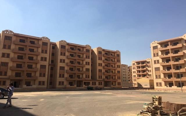 وحدات مشروع حدائق النصر