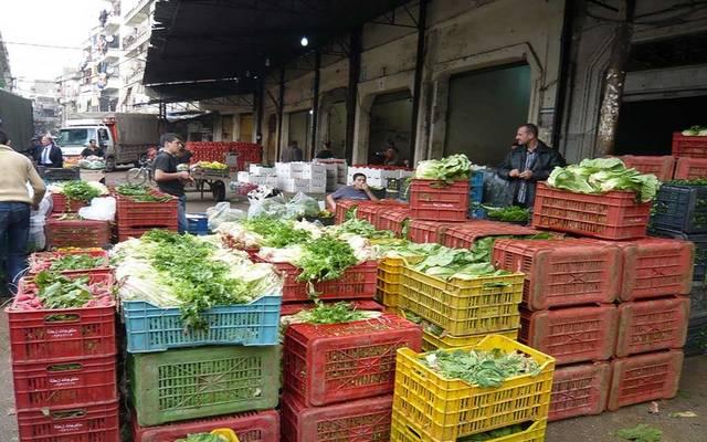 سوق الخضار- أرشيفية