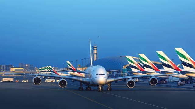 طيران الإمارات تسعى دائماً إلى الحصول على مصادر تمويل متنوعة