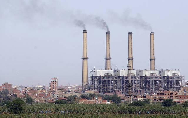 أحد المصانع المتخصصة في الصناعات الكيماوية