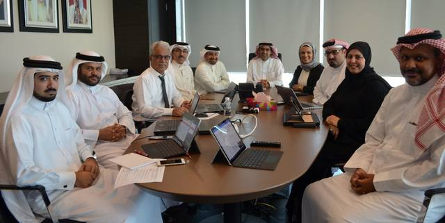اجتماع سابق للجنة حوكمة تقنية المعلومات والاتصالات البحرينية