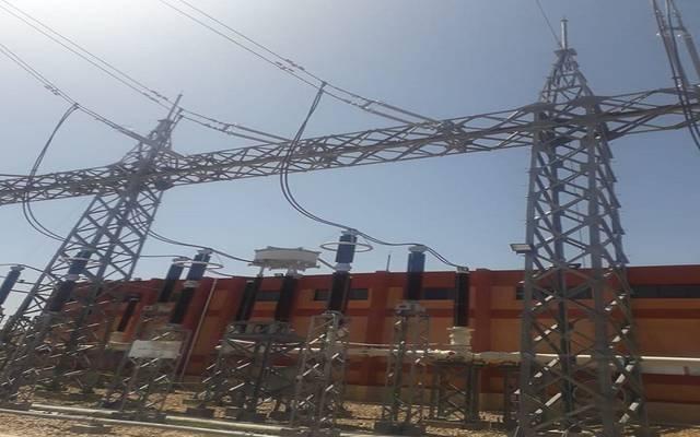 أحد مشروعات الكهرباء