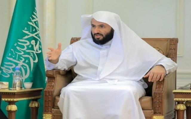 وزير العدل السعودي الشيخ وليد الصمعاني - أرشيفية