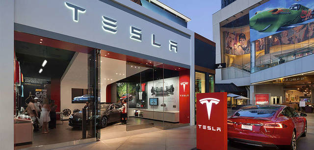 Tesla to trial world's largest battery storage facility