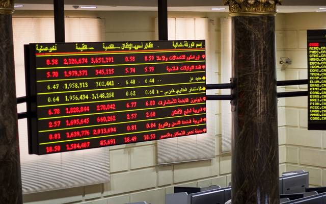 مبيعات الأجانب والمؤسسات تقلص مكاسب بورصة مصر بالمنتصف
